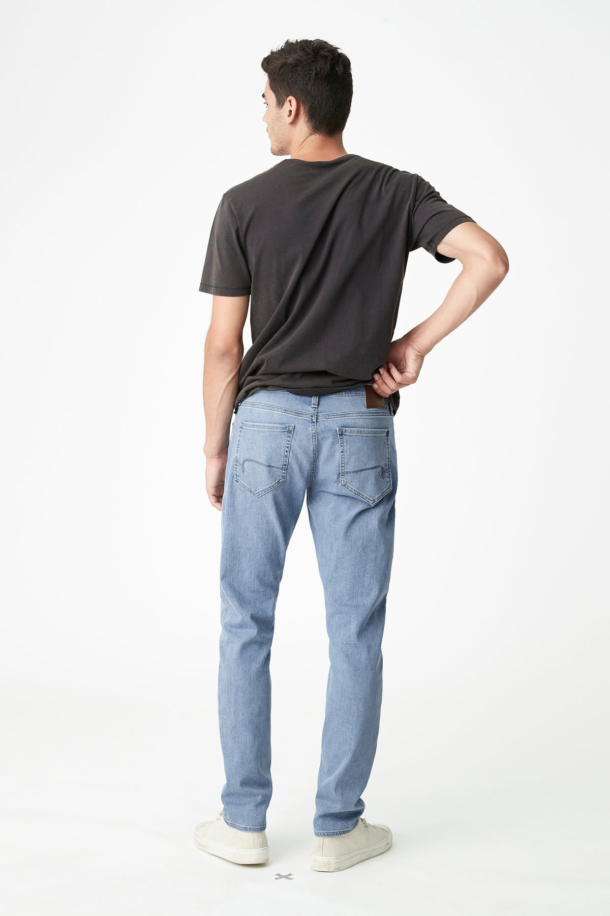 Jake Slim Skinny Jeans in Light Indigo Williamsburg
