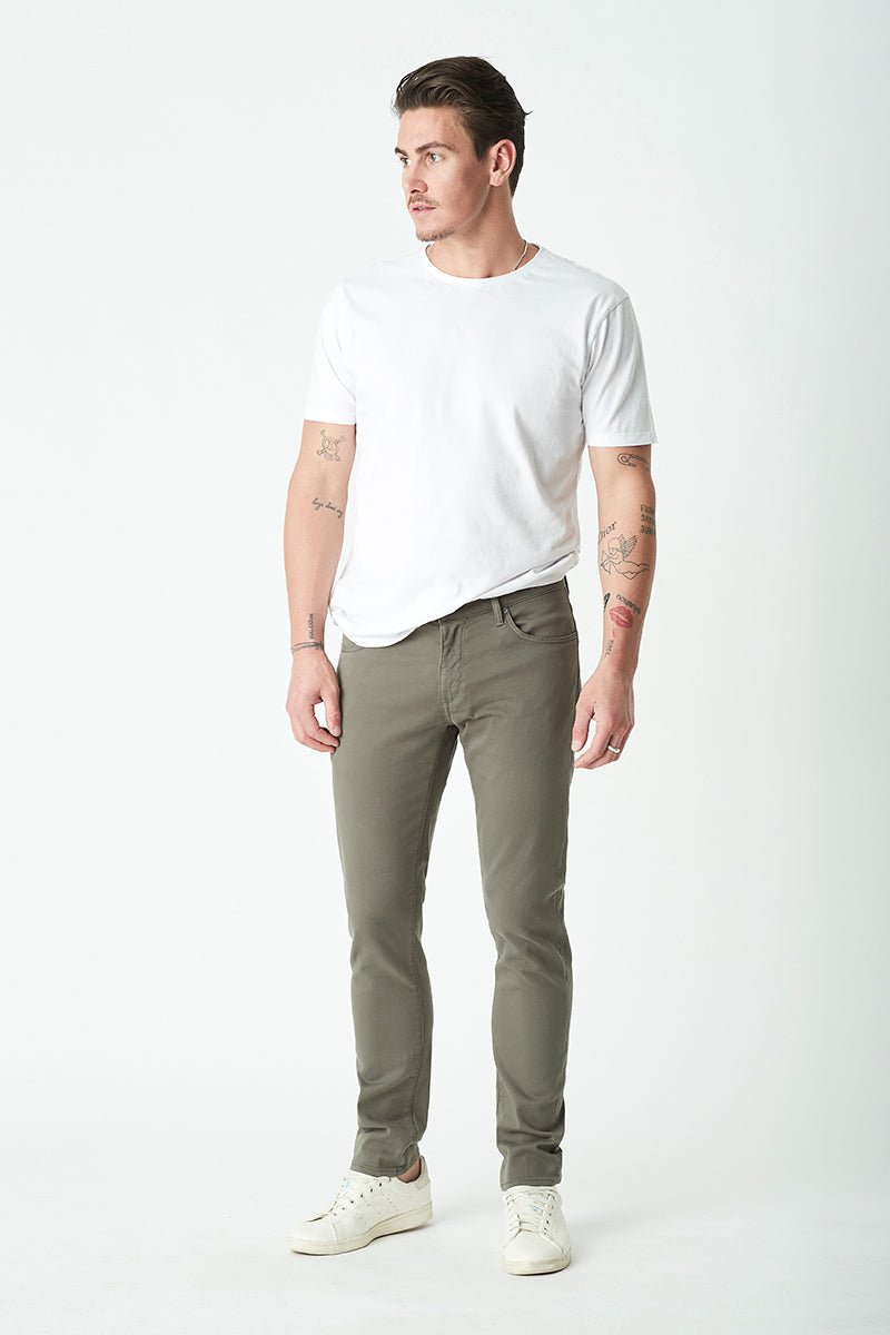 Jake Slim Skinny Jeans in Castor Gray Athletic