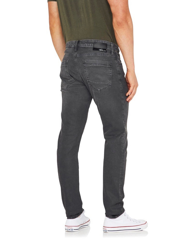 Yves Skinny Coated Coal Mavi Black - Mavi Jeans
