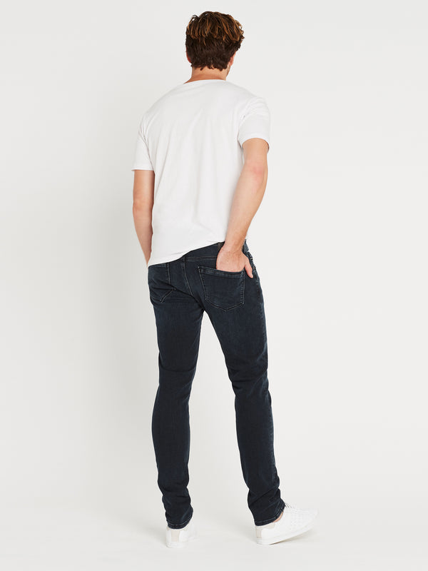 James Skinny in Foggy Mavi Black - Mavi Jeans
