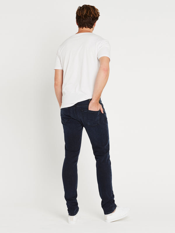 James Skinny in Deep Foggy Mavi Black - Mavi Jeans
