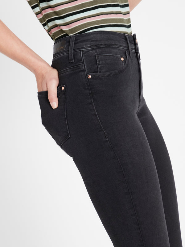 Lucy Super Skinny Ankle Jeans in Smoke Gold Lux Move - Mavi Jeans
