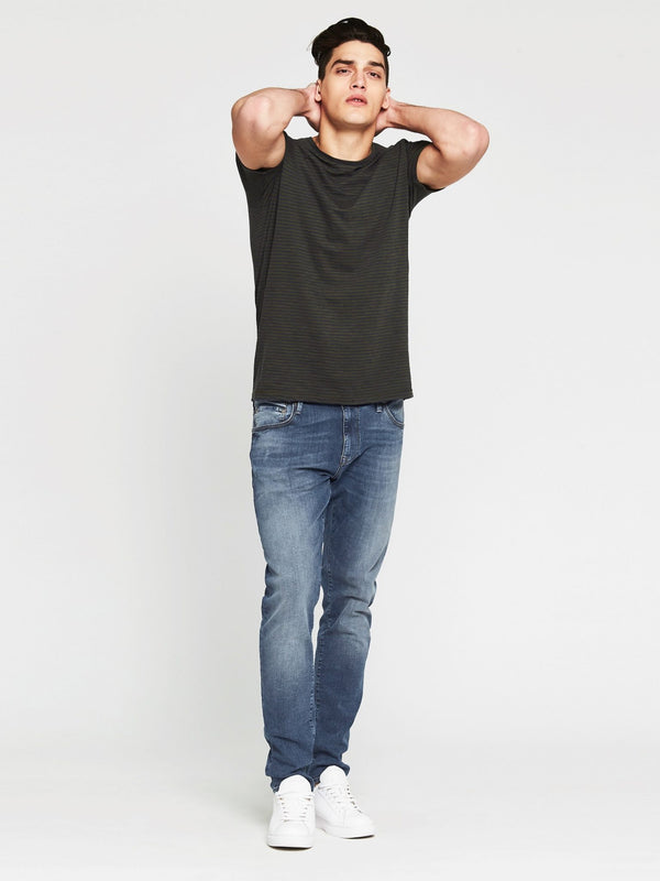 James Skinny Mid Brushed Ultra Move - Mavi Jeans