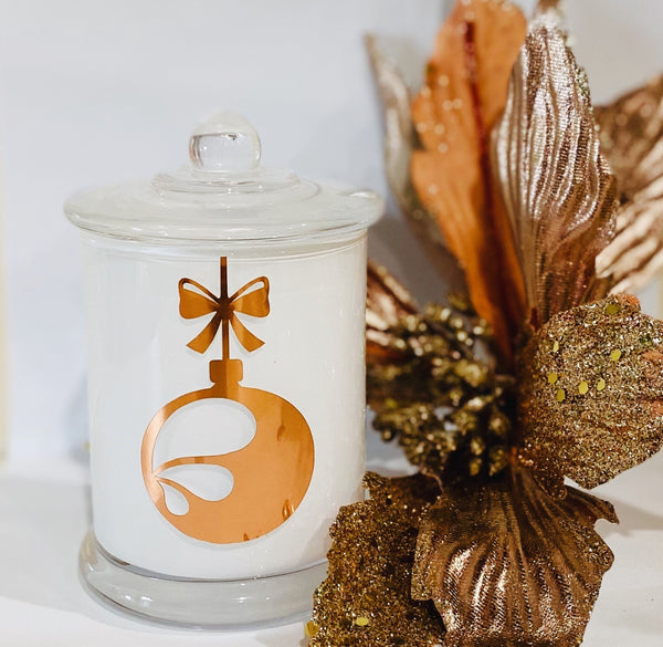 Bauble Candle - Christmas 2020
