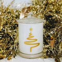 Christmas Tree Candle - Christmas 2020