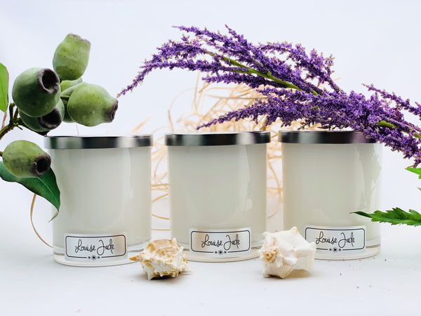 'Natural Outdoors' Medium Candle Collection