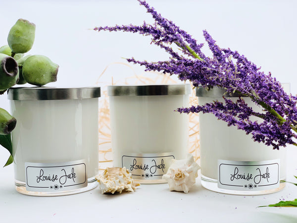 'Natural Outdoors' Large Candle Collection
