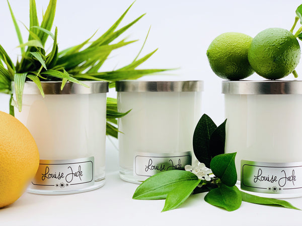 'Fresh Citrus' Large Candle Collection