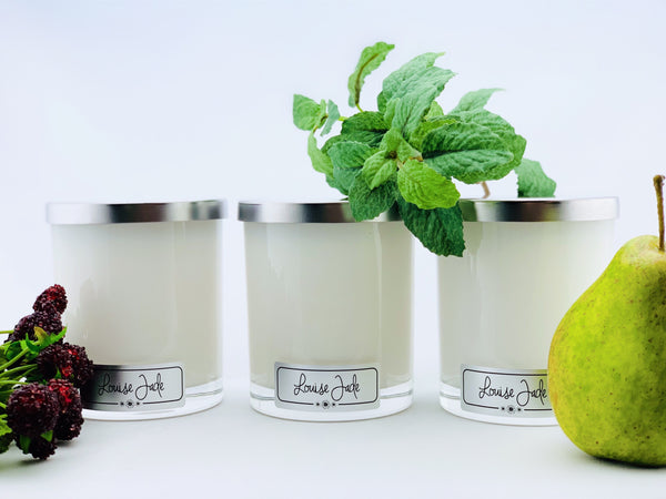 'Fruit Basket' Medium Candle Collection