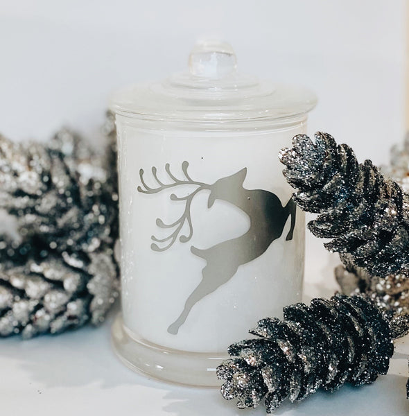 Reindeer Candle - Christmas 2020