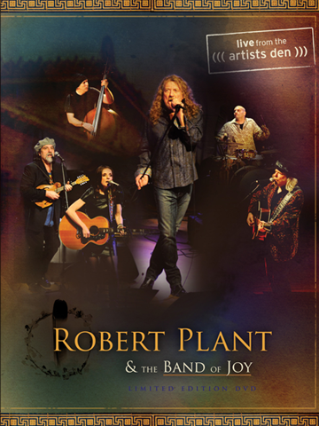 ROBERT PLANT<br>& THE BAND OF JOY