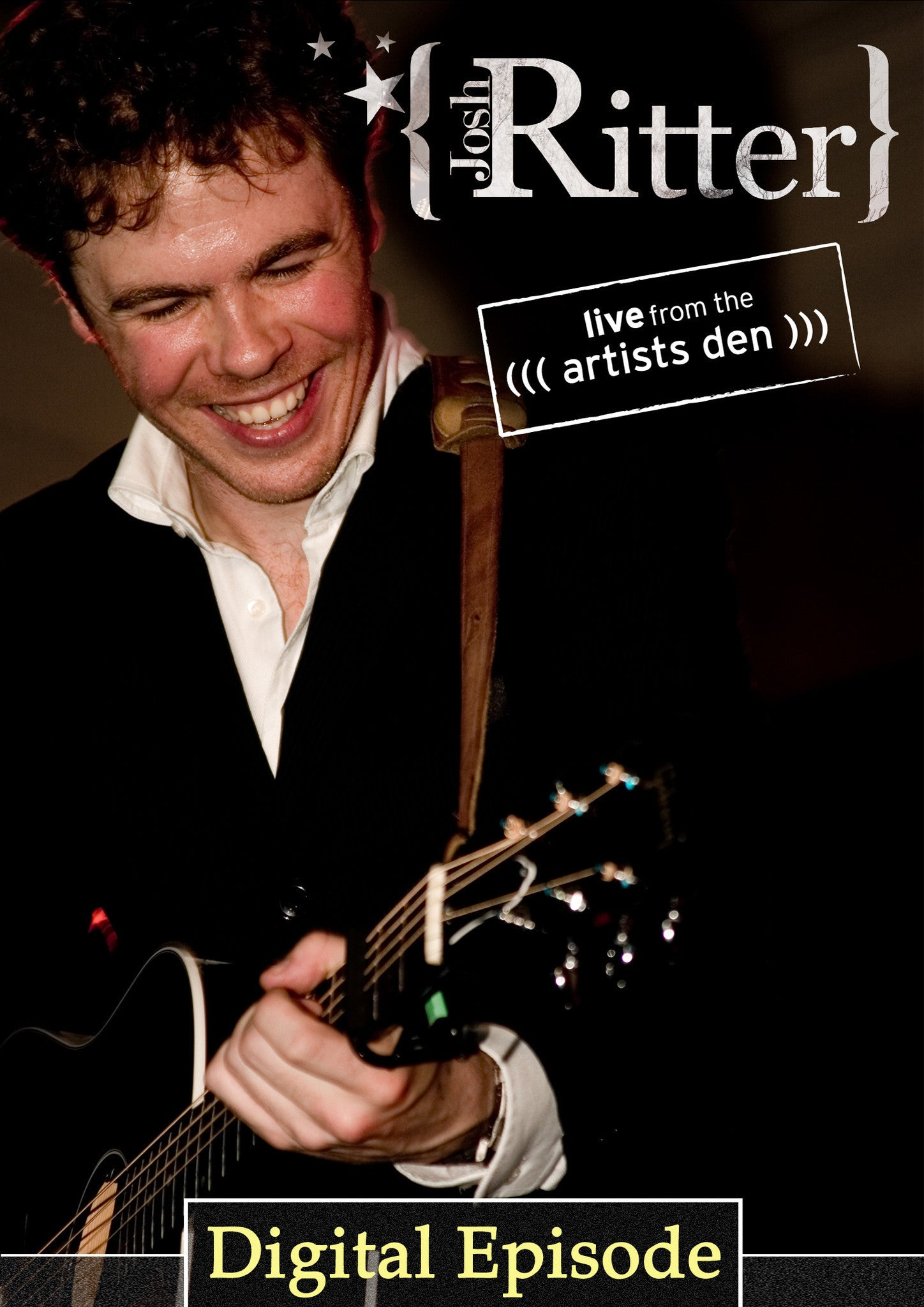 LIVE FROM THE ARTISTS DEN: JOSH RITTER [DIGITAL DOWNLOAD]