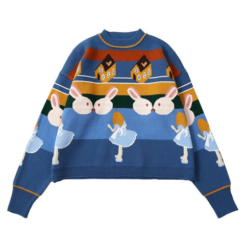 Cute Pullover Sweater