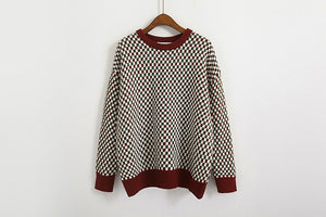 Vintage Style Sweater