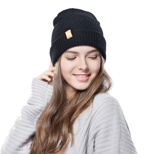FURTALK Winter Women Slouchy Beanie Hat Drop Shipping HTWL031