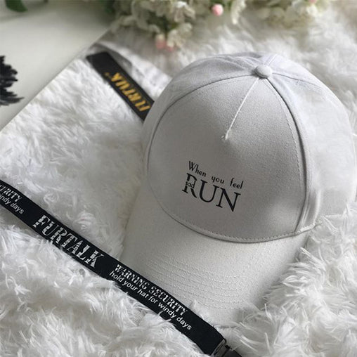 FURTALK Women Baseball Cap  Who Run The World Women Drop Shipping HTWL061