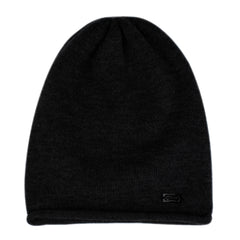 FURTALK Women Winter Wool Cashmere Slouchy  Beanie Hat Crimping Customize HTWL085