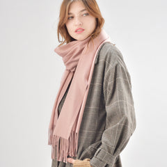 FURTALK women winter scarf cashmere wool poncho scarves luxury brand for girls SFFW005
