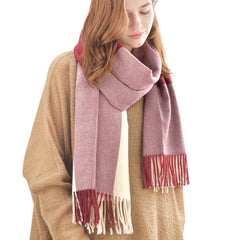 FURTALK Winter Women Cashmere Handfeeling Scarf  Drop Shipping SFFW011