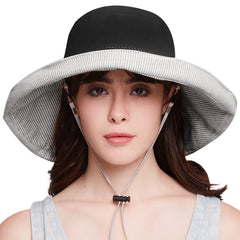 FURTALK Women Summer Beach Bucket Hat SH011