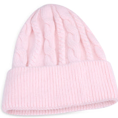 FURTALK Women Winter Beanie Hat  Wool Blended Drop Shipping B006