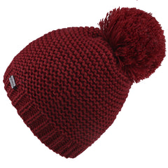 FURTALK Winter Women  Yarn Pom Pom HAT HTWL095