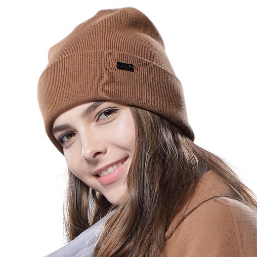 FURTALK Women Winter Kraft Beanie Hat Drop Shipping HTWL030