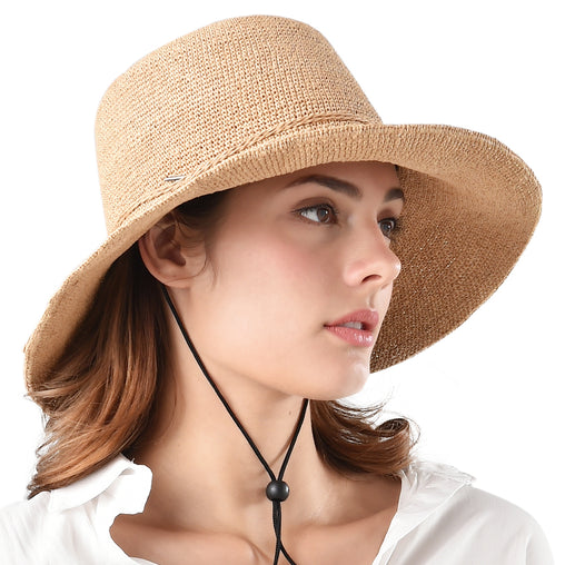 FURTALK New Women Sun Hat Handmaking Narrow Brim Drop Shipping  SH058