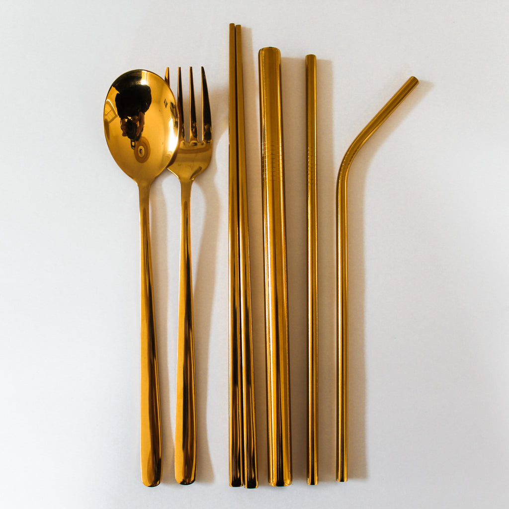Resusable Travel Cutlery