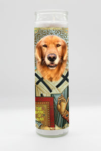 Bark x BOBBYK Dog Prayer Candle