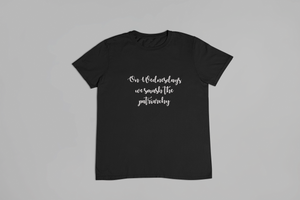 On Wednesdays We Smash the Patriarchy Tee