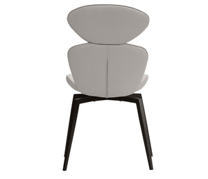 Antler Swivel Side Chair - Light Taupe
