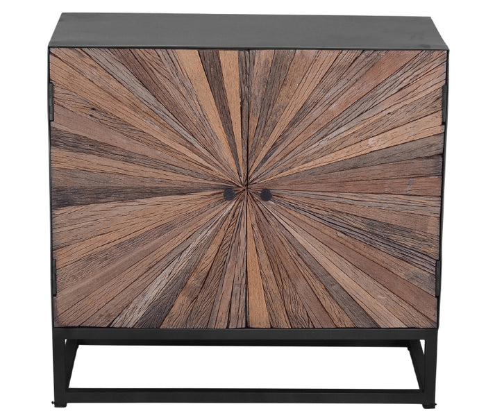 "Astral Plains 32"" Accent Cabinet - Natural"