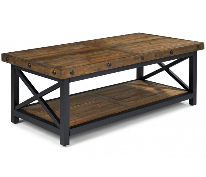 Carpenter Coffee Table - Rectangle