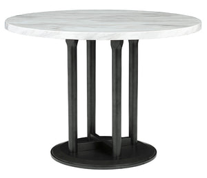 Centiar Counter Table - Round