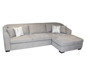 Archie 2 Piece Sectional w/ Sleeper