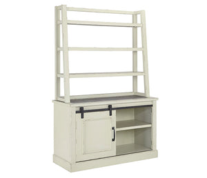 Jonileenee Tall Hutch Desk