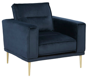 Macleary Chair - Navy