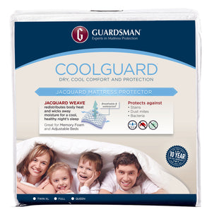 Guardsman Cool Guard - Mattress Protector