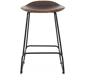 Nature's Edge Counter Stool - Brushed Grey