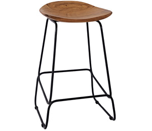Nature's Edge Counter Stool - Natural