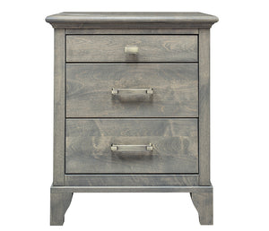 Acer Nightstand - Grey