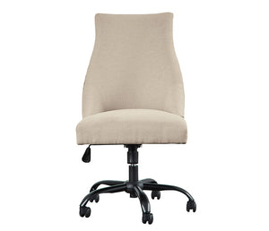 Swivel Desk Chair - Linen
