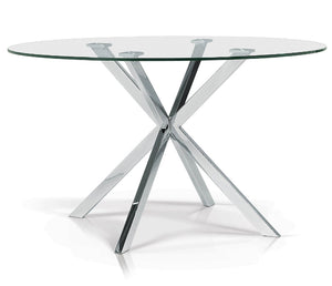 "Orbit 47"" Round Dining Table"