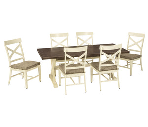 Preston Bay 7 Piece Dining Set