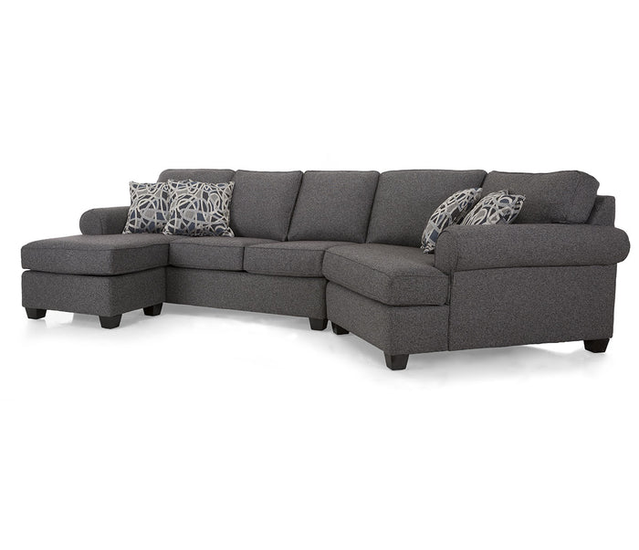 Rupert 2 Piece Sectional
