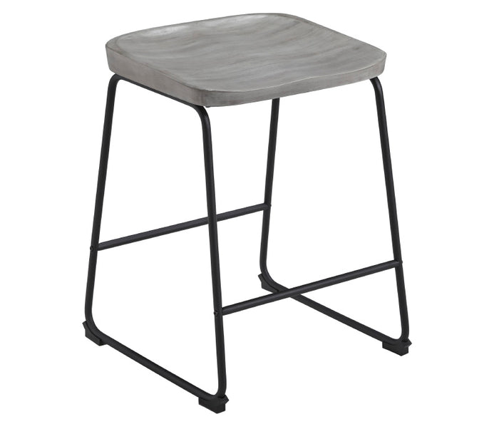 Showdell Counter Stool - Grey