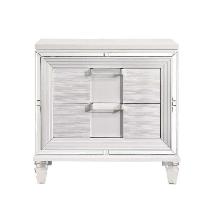Twenty Nine Nightstand - White