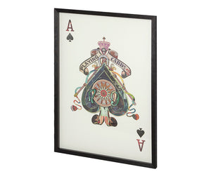 Ace of Spades II - Wall Art