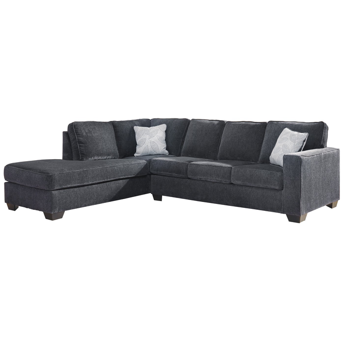 Altari 2 Piece Sectional - Slate